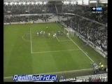 Все голы Зидана за Реал (2001-2006)